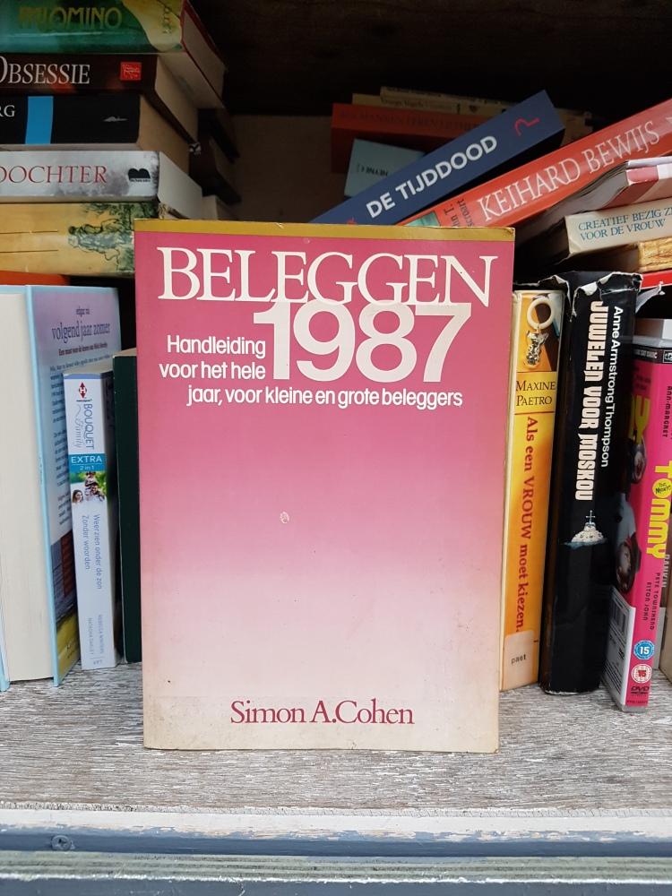 20200520 Little Free Library Minibieb Beleggen 1987